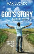 God's Story, Your Story (Large Print) Paperback