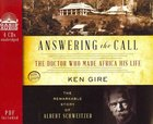 Answering the Call (Unabridged, 4 Cds) CD