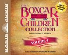 Bcca (Unabridged, 6 Cds) (Volume 04) (#04 in Boxcar Collection Audio Series) CD