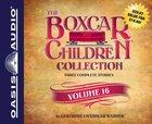 Bcca (Unabridged, 6cds) (Volume 16) (Boxcar Children Audio Series) CD