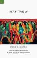 Ivp Ntc: Matthew (Ivp New Testament Commentary Series) Paperback