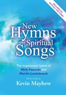 New Hymns and Spiritual Songs (Includes Cd) Paperback
