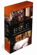 The Bible Epic Mini-Series 30-Day Experience (Dvd Study Kit) Pack