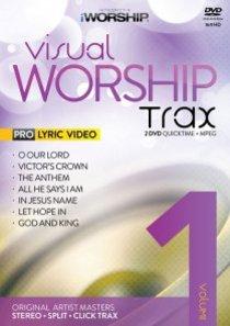 Visual Worship Trax Volume 1