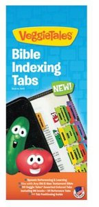 Veggie Tales Bible Indexing Tabs
