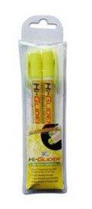 Bible Hi Glider Gel Stick Set:2 Yellow Gel Sticks