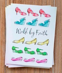 Everyday Notes: Walk By Faith, 2 Corinthians 5:7