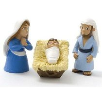 The Birth of Baby Jesus (Tales Of Glory Toys Series)