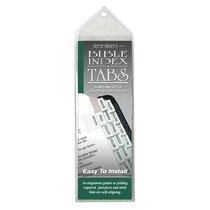 Bible Tabs Verse Finders Silver (Slim Line)