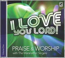I Love You Lord (2cds) (Praise/instrumental)