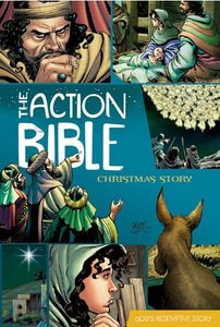 Booklet Action Bible - Christmas Story (25 Pack)