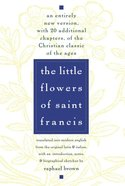 Little Flowers of Saint Francis ,The Paperback