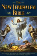 The New Jerusalem Bible Regular Edition Hardback
