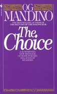 The Choice Paperback
