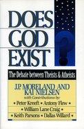 Does God Exist? Paperback
