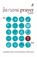 A Personal Prayer Guide Paperback