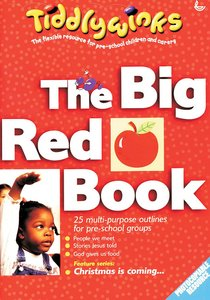The Big Red Book (Tiddlywinks Series)