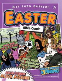 Easter Bible Comic