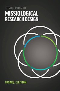 Introduction to Missiological Research Design