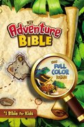 NIV Adventure Bible Indexed (Black Letter Edition) Hardback