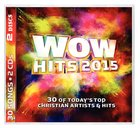 Wow Hits 2015 CD