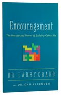 Encouragement Paperback