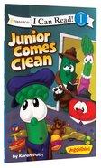 Junior Comes Clean (I Can Read!1/veggietales Series) Paperback