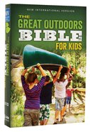 NIV Great Outdoors Bible For Kids Paperback