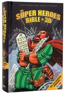NIRV Super Heroes Bible in 3d With 3d Glasses