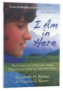 I Am in Here Paperback