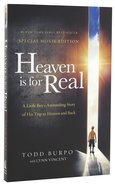 Heaven is For Real (Movie Edition) Paperback
