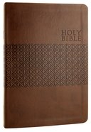 KJV Study Bible Earth Brown (Second Edition) Premium Imitation Leather