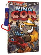 King Con (#06 in Bill The Warthog Mysteries Series) Paperback