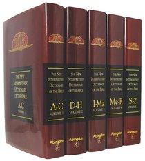 New Interpreters Dictionary of the Bible (5 Vols) (The New Interpreters Dictionary Of The Bible Series)
