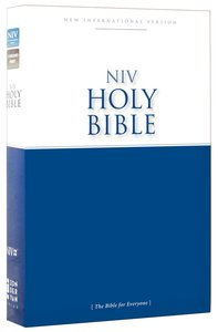 NIV Economy Outreach Bible 28 Pack