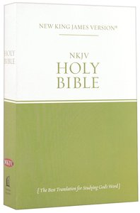 NKJV Economy Outreach Bible (28 Pack)
