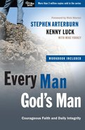 Every Man, God's Man (Includes Workbook) (Every Man Series) Paperback
