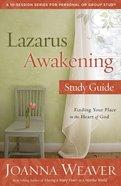 Lazarus Awakening (Study Guide) Paperback