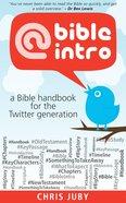 @Bibleintro eBook