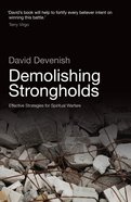 Demolishing Strongholds eBook