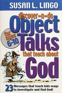 Discover-N-Do: Object Talks That Teach About God Paperback