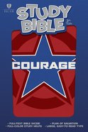 HCSB Study Bible For Kids Courage Premium Imitation Leather