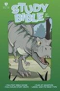 HCSB Study Bible For Kids Dinosaur Imitation Leather