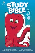 HCSB Study Bible For Kids Octopus Imitation Leather