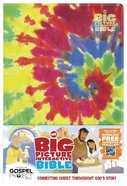 HCSB the Big Picture Interactive Bible For Kids Tie-Dye Leathertouch
