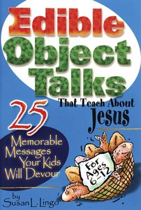 Discover-N-Do: Object Talks That Teach About Jesus