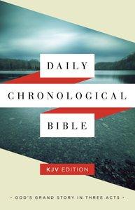 The KJV Daily Chronological Bible