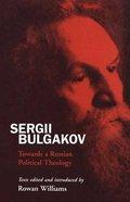 Sergii Bulgakov Paperback