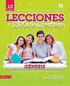 Lecciones Biblicas Creativas: Genesis (Creative Bible Lessons: Genesis) Paperback