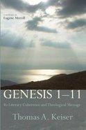 Genesis 111 Paperback